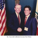 California Governor - Pete Wilson