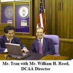 DCAA Director - William Reed