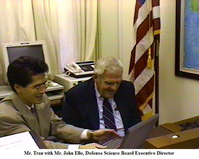 Defense Sciences Board Exec. Director - John Ello
